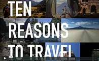 Ten Reasons To Travel